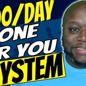 Affiliate Marketing Done For You 2021 - $500/Day Done For You System