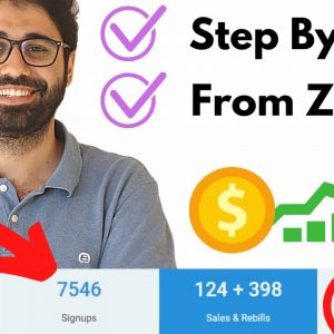 Copy My Affiliate Marketing Method (Step By Step Practical Example)