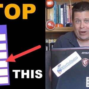 Stop Using These Social Link Sites - $2,513 LOST In One Day!