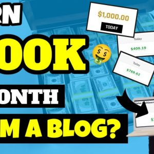 Affiliate Marketing With a Blog: 3 Examples