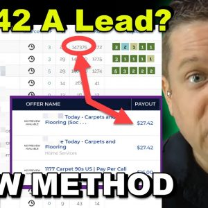 Crazy FREE Traffic Hack For Pay Per Lead Affiliate Programs