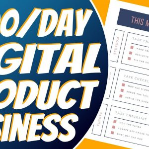 How To Make Money Selling Digital Products Online 2021