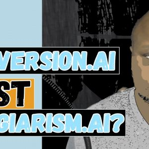 How To Use Conversion.Ai 2021 - Is conversion.ai just plagiarism.ai?