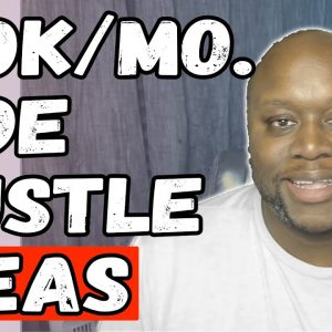 Side Hustle Ideas While Working Full Time - 9 Side Hustles To Start While Working