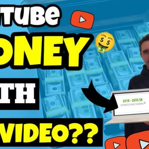 Make Money On YouTube WITHOUT Creating Your Own Videos