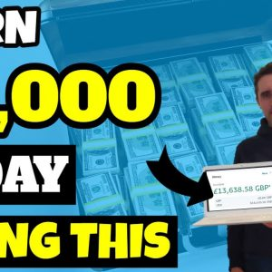 Affiliate Marketing Business, Earn $1,000+ A Day With This