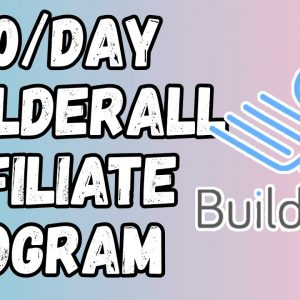 How To Make Money With Builderall Affiliate Program 2021 - 5 ways to make $100/day