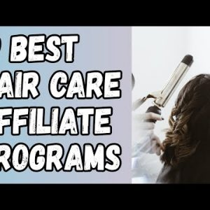 Affiliate Programs For Hair Products 2021 - 19 Affiliate programs for the hair care niche