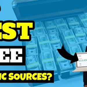 The BEST FREE Traffic Sources For Affiliate Marketers