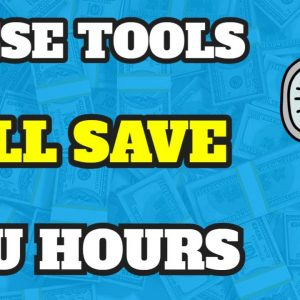 ADD BLOG LINK Free Affiliate Marketing Resources To Save You Tons Of Time