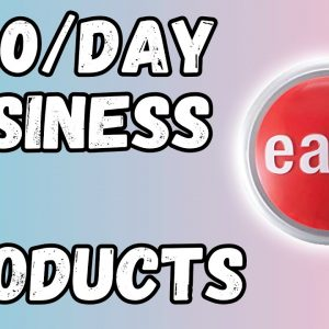 How To Start An Online Business With No Products - Make $100/Day No Products