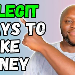 15 Legit Ways To Make Money And Passive Income Online - How To Make Money Online