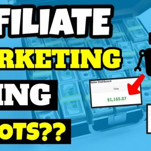 Automated Affiliate Marketing Using Artificial Intelligence