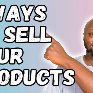 How To Create A Website To Sell Digital Products