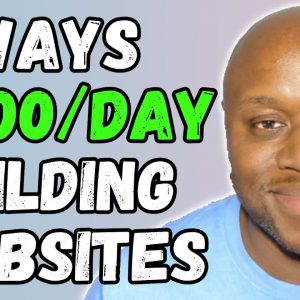 How To Make Money Online Just By Creating Websites