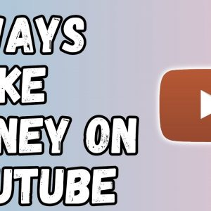 how to make money online on youtube in 2021 1