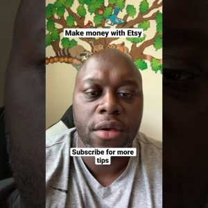 Make money with Etsy today #shorts