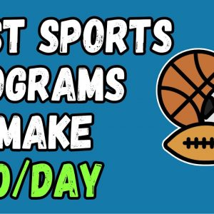 Sports Affiliate Programs - Best sports affiliate programs to make $100/day