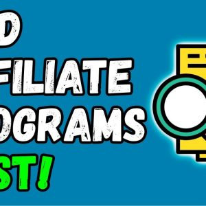 Affiliate Marketing Case Study 2021 How To Find Affiliate Programs
