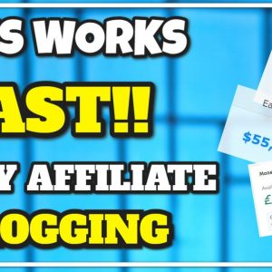 Affiliate Marketing With A Blog [The FASTEST WAY To Create Content]