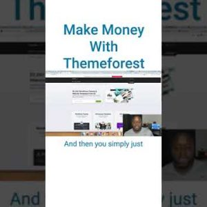 Affiliate Program Without A Website: Themeforest