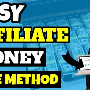 Easy Affiliate Marketing Example [FREE Method To Start Today]