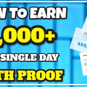 High Ticket Affiliate Marketing: Earn $1,000 In A Day!
