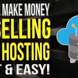 How To Make Money Online With Web Hosting 2022