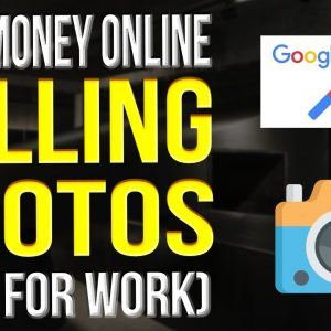 how to make money online without affiliate marketing 2021 sell photos