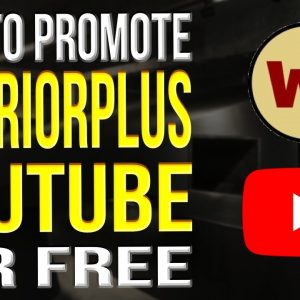 How To Promote Warrior Plus Products On YouTube 2022