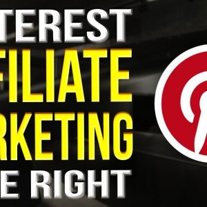 How To Promote Your Affiliate Link On Pinterest 2022