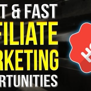 Affiliate Marketing Opportunities For 2022 - Hot Opportunities For 2021 & 2022